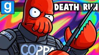 Gmod Death Run Funny Moments - The COPPA Compliant Run?