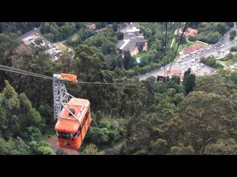 Teleférico de Monserrate - Bogotá, Colombia