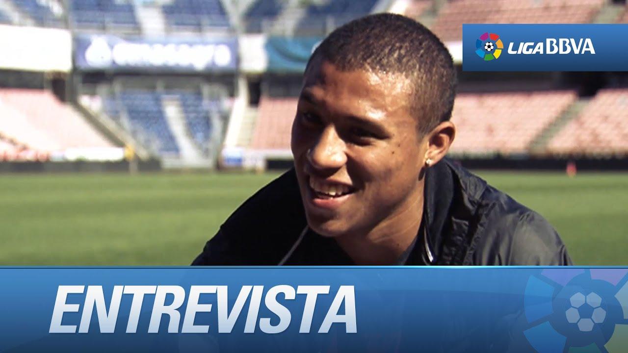Test a Darwin Machís, jugador del Granada CF