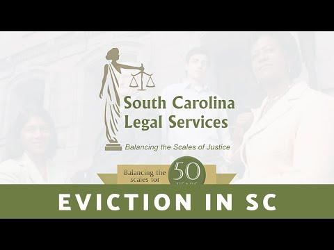 Eviction In South Carolina - South Carolina Legal Services
