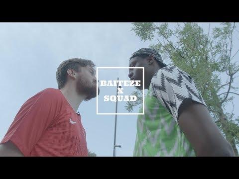 CULTURE SWAP   MARK V MIKE - ENGLAND V NIGERIA #BAITEZETV