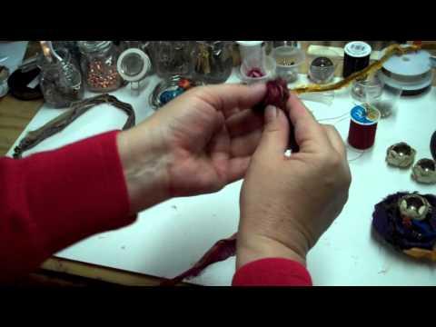 Sari Ribbon Fiber Tricks and Ideas From B'sue Boutiques