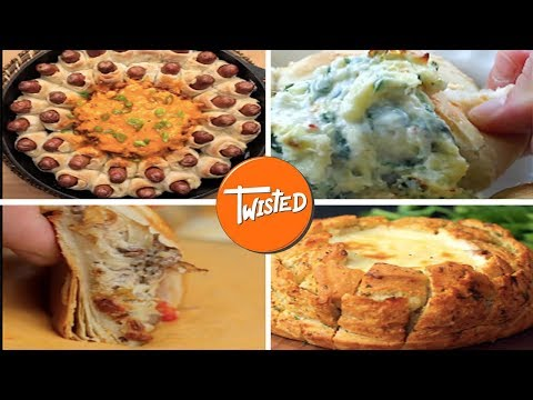 7 Easy And Delicious Party Dips | Twisted