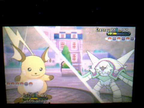Pokemon X and Y: How to Upgrade your Mega Ring + Absol's Mega Ring