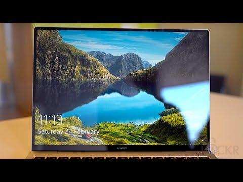 Huawei Matebook X Pro Complete Walkthrough