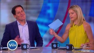 will mark cuban run for president the view