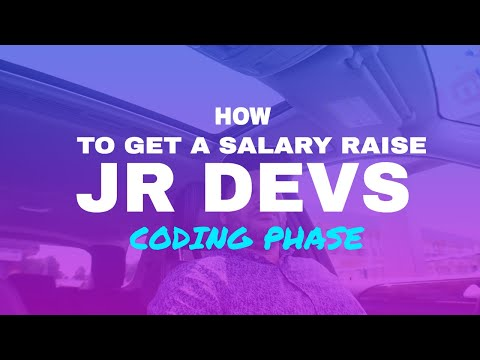 How to Get a Salary Raise as Junior Developer