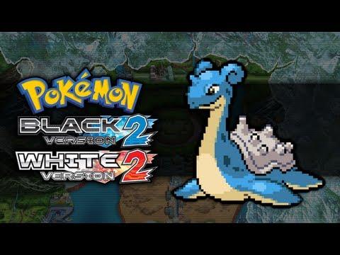 Pokemon Black 2 and White 2 | How To Get Lapras