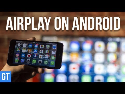 How to Mirror Your iPhone Screen on Android TV for Free