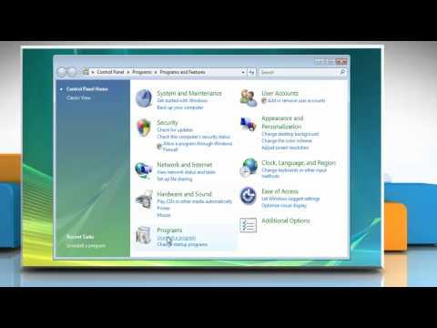 Internet Explorer® 9: Fix an older version of Yahoo!® Toolbar problem in Windows® Vista