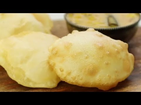How To Make Luchi at Home | Homemade Luchi Recipe | Quick & Easy Luchi Recipe