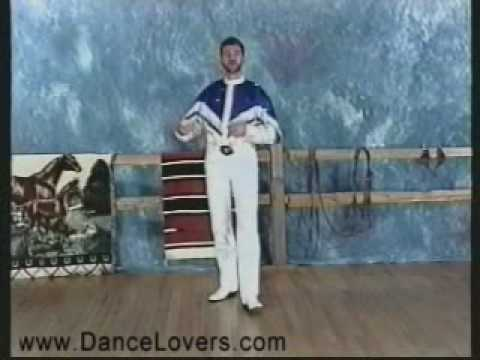 Learn to Dance the Country Two Step - Volume 1 - Ballroom Dancing