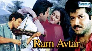 Ram Avtar - 1988 - Sunny Deol - Sridevi - Anil Kapoor - Full Movie In 15 Mins
