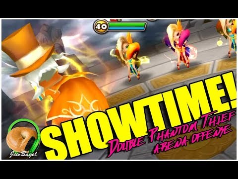 SUMMONERS WAR : Double Phantom Thief Arena Shenanigans!