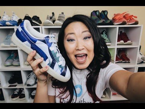 Unboxing/On Feet Careaux x Puma Basket Sneaker