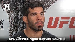 UFC 226: Bantamweight Raphael Assuncao On Win, Professional Loyalty To UFC + Title Shot Expectation