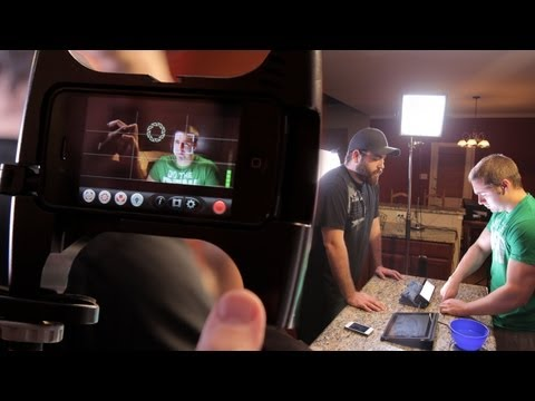 Shoot a Film With an iPhone and FiLMiC Pro!