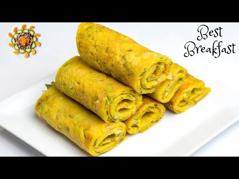 Breakfast Recipes Indian | Breakfast Recipe with Whole Wheat