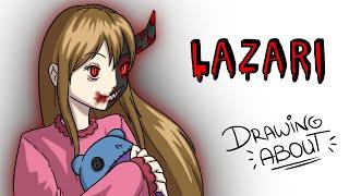 LAZARI | Draw My Life | Creepypasta