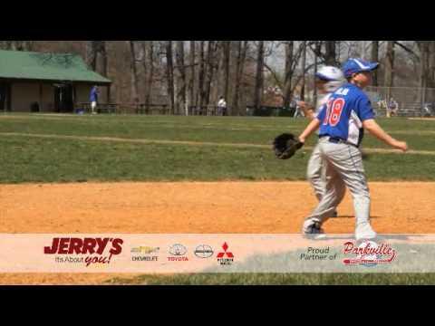 Jerry's Toyota sponsors Parkville Baseball Little League