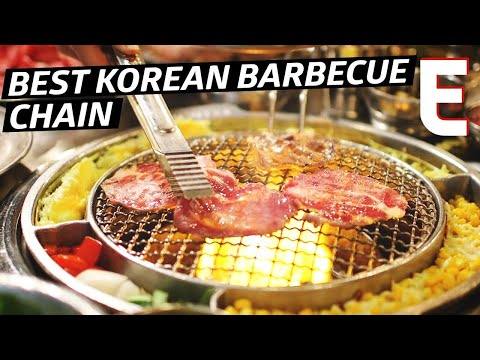 Why Baekjeong is the Best Korean Barbecue Chain — K-Town