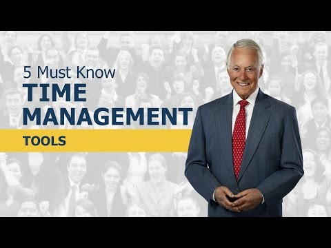 5 Must Know Time Management Tools