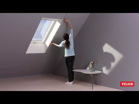VELUX insect screen ZIL for GPL window - measuring for size