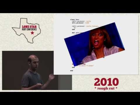 LoneStarRuby Conf 2010 - Rails' Next Top Model: Using ActiveModel and ActiveRelation by: Adam Keys