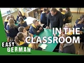 Typical classroom scenes in German | Super Easy German (19)