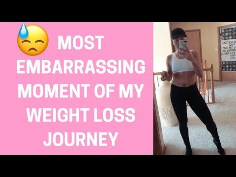 My MOST Embarrassing Weight Loss Journey Moment | PAIGE MARIAH