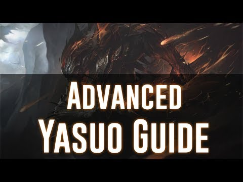 Advanced Season 7 Yasuo Guide | All Yasuo Flash Combos and Tricks | How to Perform a Keyblade
