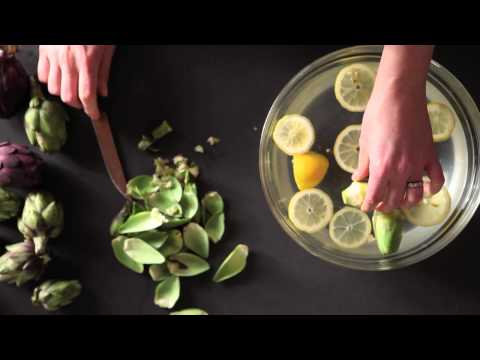 How to Trim Baby Artichokes | Williams-Sonoma