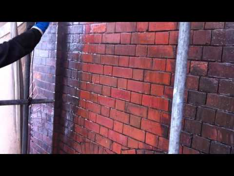 Chemical Brick Cleaning