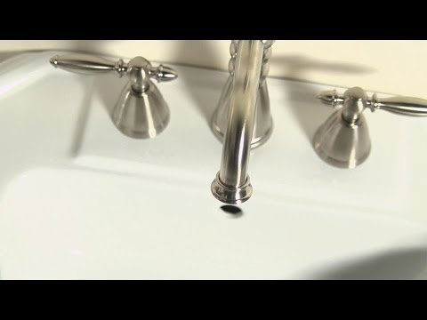 Faucet Installation Tips - Removing the Aerator