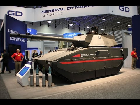Griffin technology demonstrator light infantry brigade airborne US Army Mobile Protected Firepower
