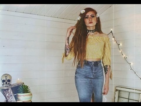 Spring Lookbook || Bohemian Witch