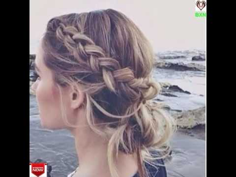 17 Easy DIY Tutorials For Glamorous and Cute Hairstyle | Hairstyle Designs & Ideas