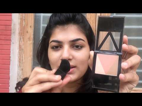 REVIEWING MAYBELLINE'S V FACE BLUSH CONTOUR