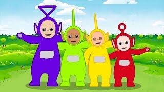 Twinkle Twinkle Little Star 🌟 + Many More Nursery Rhymes for Children | Kids Songs Teletubbies