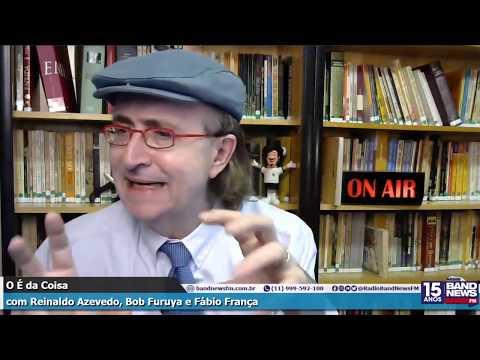 Reinaldo Azevedo: Em meio a muitos crimes, a acusação de Moro não se confirma