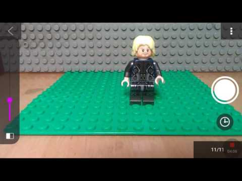 How to make a Lego stop motion studio
