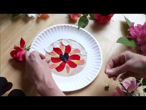 Flower Petal Suncatcher