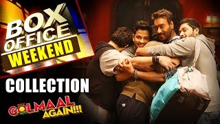 Golmaal Again | Weekend Box Office Collection