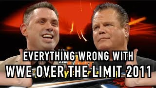 Episode #356: Everything Wrong With WWE Over The Limit 2011