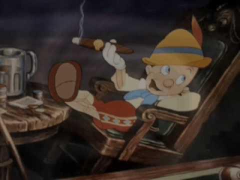 Smoking in Disney Classics