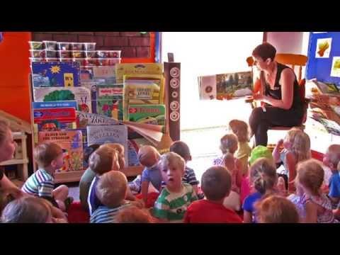 Yorley Barn Nursery School Corporate video