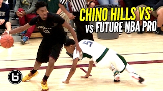 Chino Hills SHOW OUT for Soldout Crowd With BIG DUNKS! Full Highlights! Chino Hills vs Woodcreek