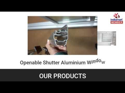 Aluminium Windows and Accessories by Nilesh Alumino, Mumbai