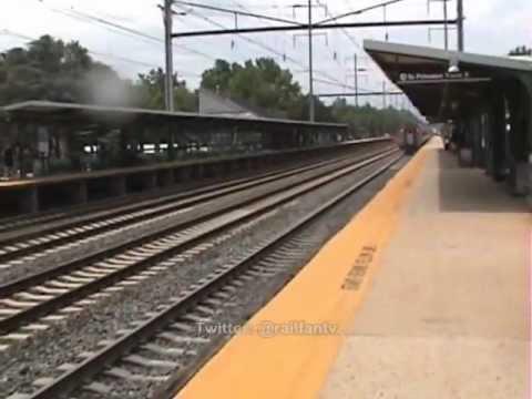 7/14/12 High-Speed Railfanning at Princeton Junction, NJ