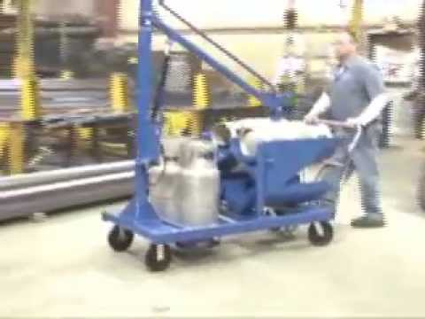 USA Safety 6 Cylinder - Propane Tank Mover & Lifter for Forklifts